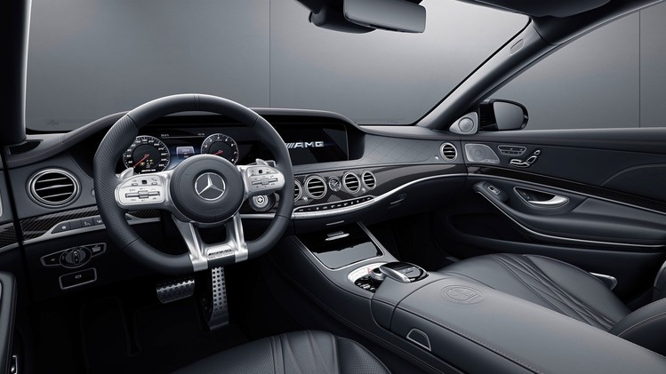 Mercedes-Benz S65 AMG Final Edition 4