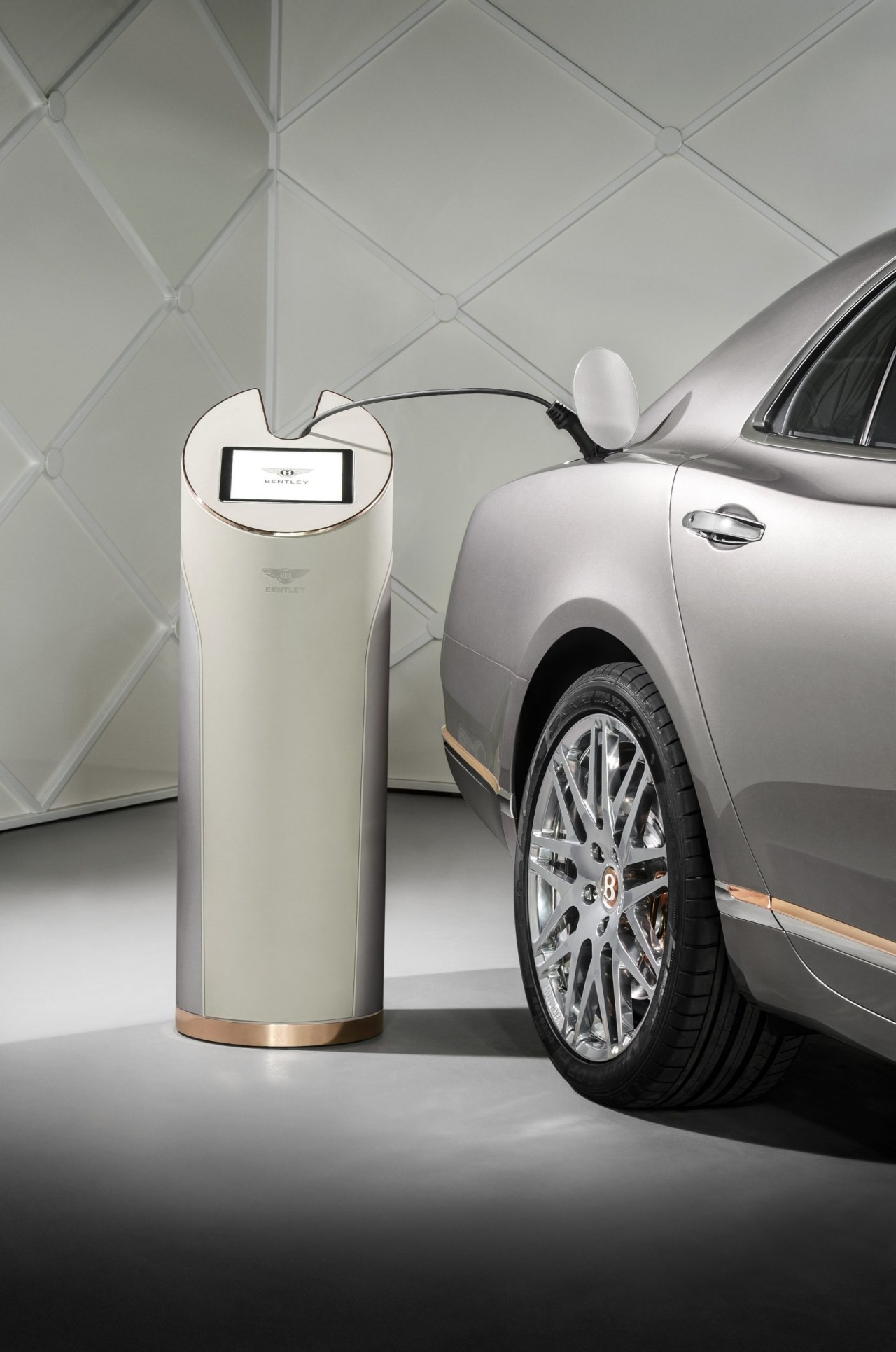Bentley Plug-in Hybrid