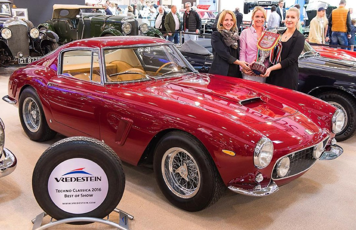 Best Of Show Techno Classica 2016
