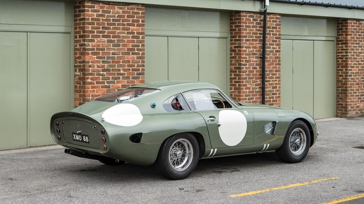 1963 Aston Martin DP215 Grand Touring Competition Prototype 12