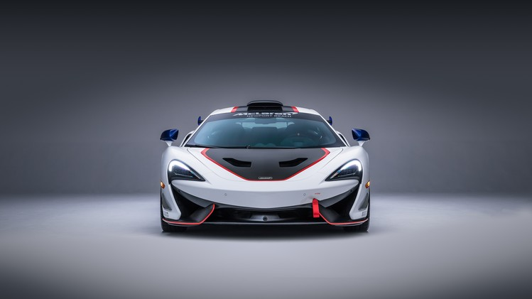 McLaren MSO X - 08 Anniversary White_Red and Blue Accents - 01