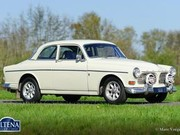 Volvo Amazon - 123GT - FIVA - Rally