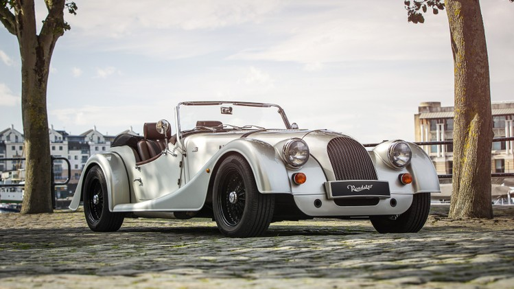 Morgan 110th edition modellen 6