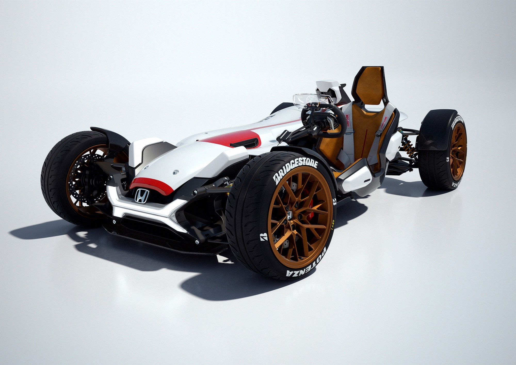 HONDA PROJECT 2&4 POWERED BY RC213V TO DEBUT AT FRANKFURT: A COM