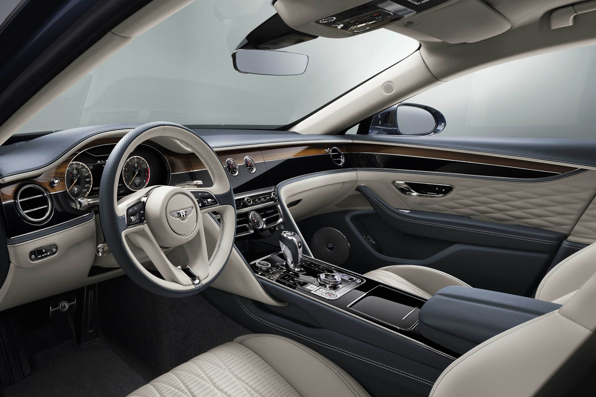 Bentley Flying Spur Interieur