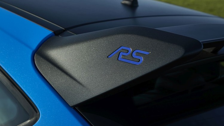 New Ford Focus RS Option Pack Delivers Even More Fun to Drive Ex