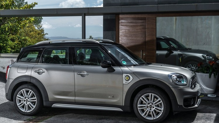 Mini Countryman Plug-in Hybrid 3