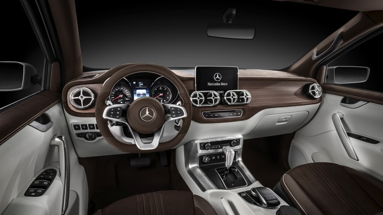 Mercedes-Benz X-Klasse Stylish Explorer -12- Autovisie.nl