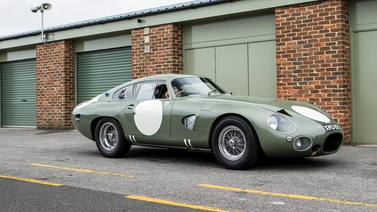 1963 Aston Martin DP215 Grand Touring Competition Prototype 13