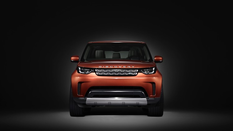 Land Rover Discovery -1- Autovisie.nl