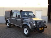 "Land Rover Defender - 2.4 TD 130\"" S Crew Cab"