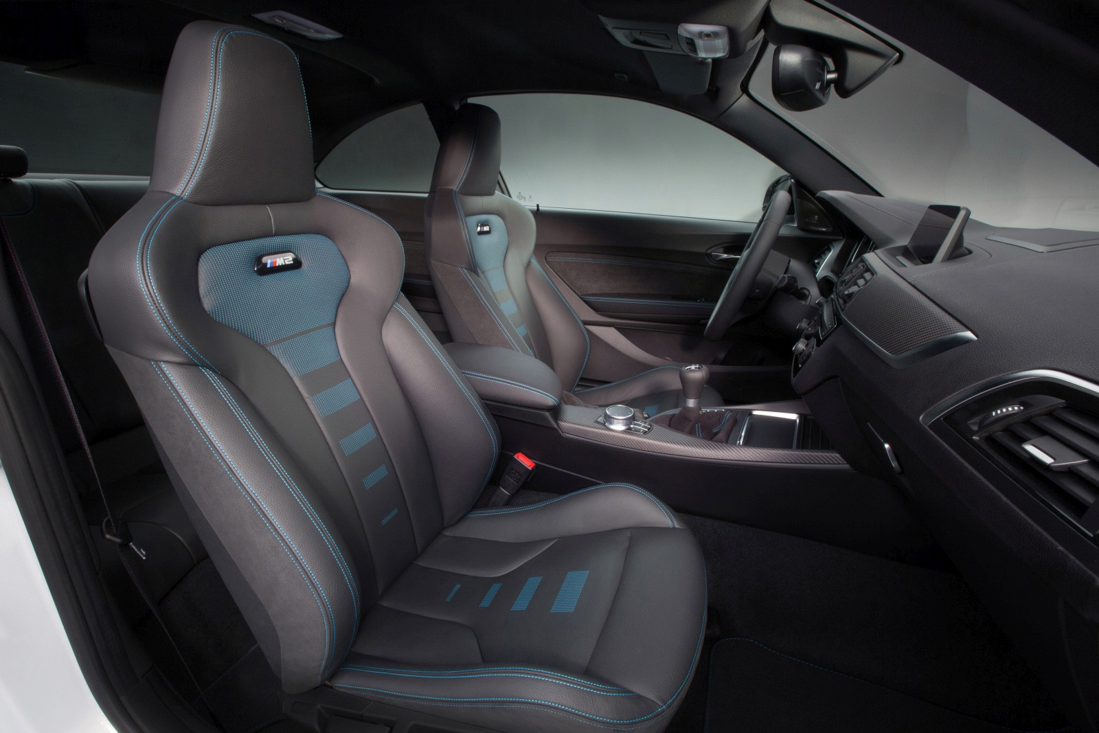 BMW M2 Competition M Sportstoelen