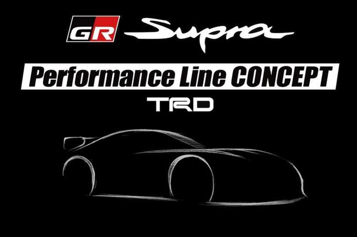 Toyota comes with GR Supra TRD concept