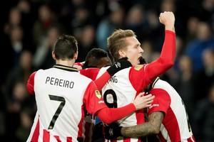 PSV heeft 2 vrije dagen richting de ontknoping in de Champions League tegen CSKA Moskou. © EPA