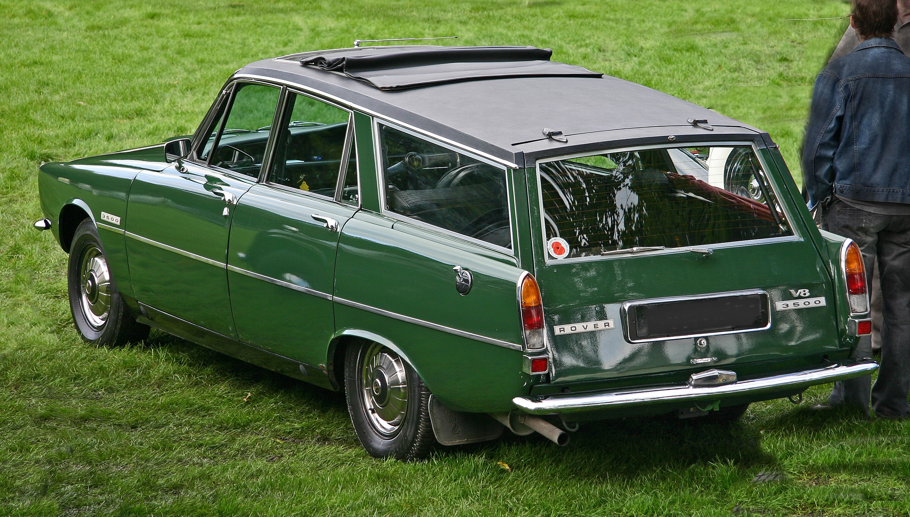 Rover 3500 Series II Estate