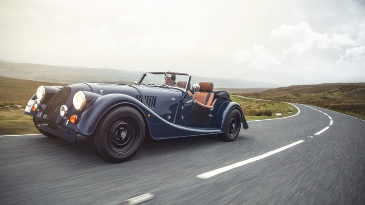 Morgan 110th edition modellen 4