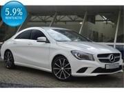 Mercedes-Benz CL-klasse - A Klasse 180 BLUEEFF. LEASE EDITION