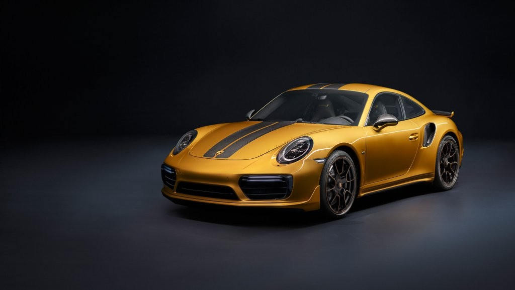 Porsche 911 Turbo S Exclusive Series 2