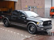 Dodge Ram - RAM 1500 SPORT CREW CAB.TRX UITVOERING