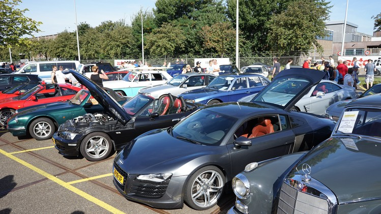 Autovisie Cars and Coffee XXL september 2016