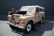 Land Rover Defender - 109 Pickup 6 cilinder originele Nederlandse NAP