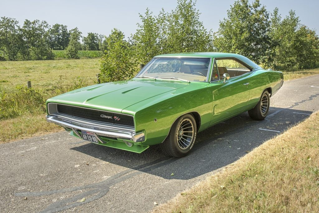 Dodge Charger 318 Special R/T