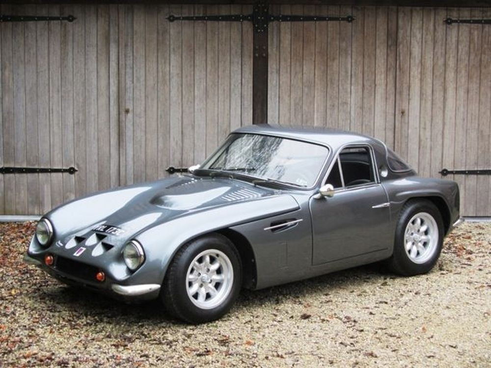 TVR Griffth 200 02