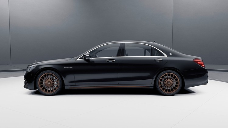 Mercedes-Benz S65 AMG Final Edition 2