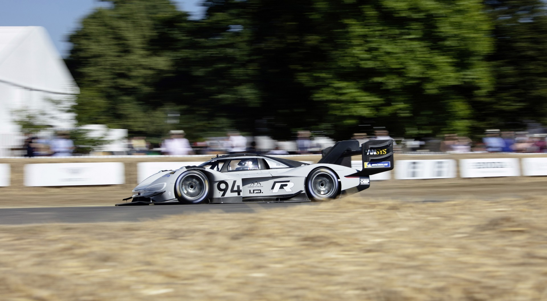 Volkswagen ID.R Goodwood 2018