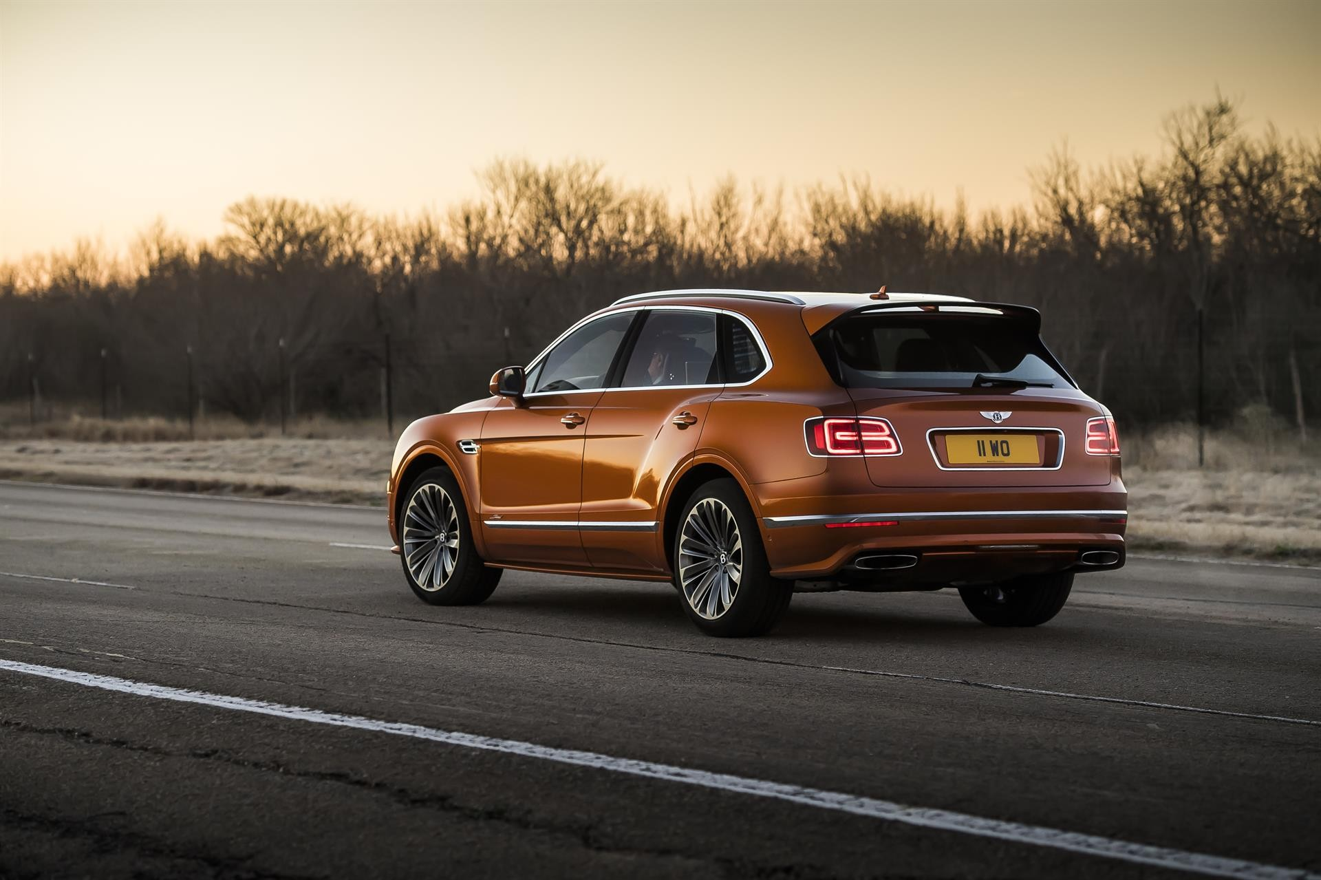 Bentley Bentayga Speed
