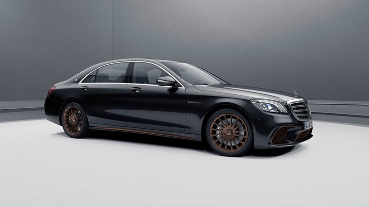 Mercedes-Benz S65 AMG Final Edition 1