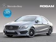 Mercedes-Benz CL-klasse - A Klasse CLA 180 Automaat AMG Sportpakket/Panodak