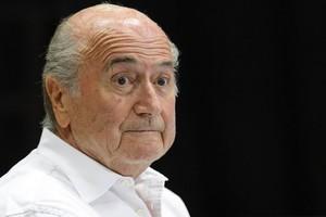 FIFA President Sepp Blatter © EPA