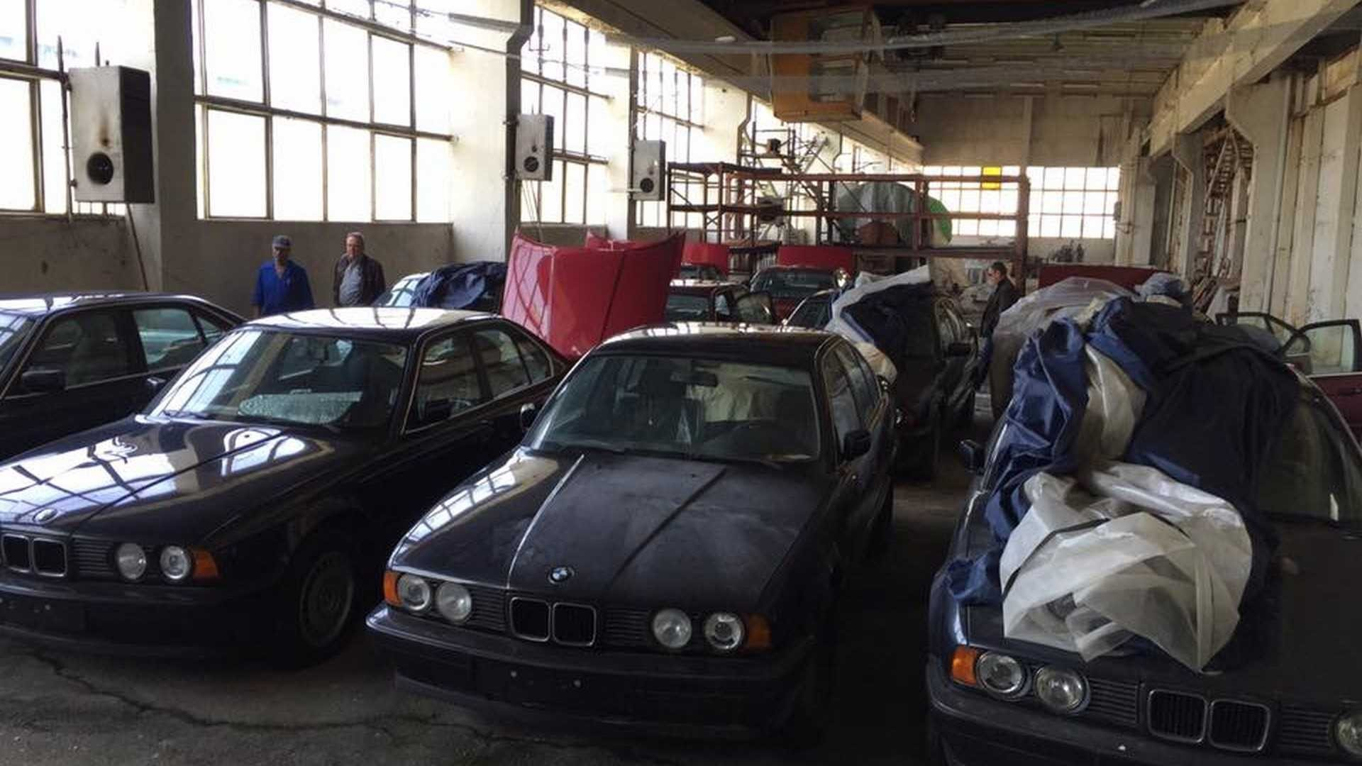 BMW 5 Serie's in 1994