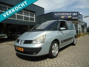 Renault Espace - 2.0 T Expression 6 Pers. Climate