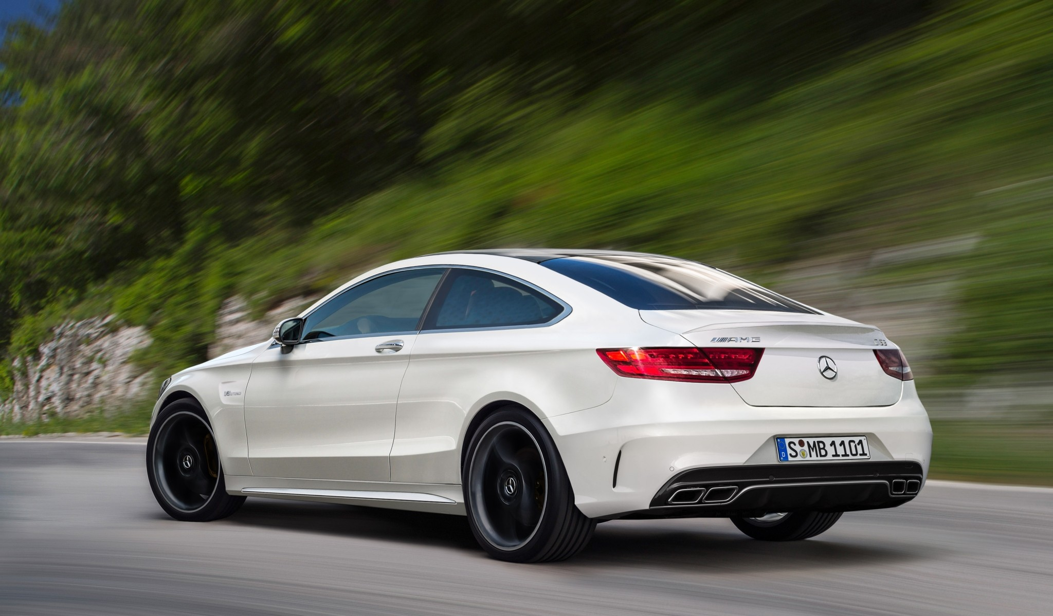 Mercedes-AMG C63 Coupe 002 Schulte Design
