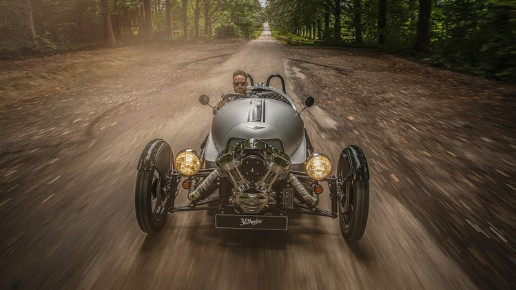 Morgan 110th edition modellen 2