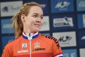 Anna van der Breggen © AFP