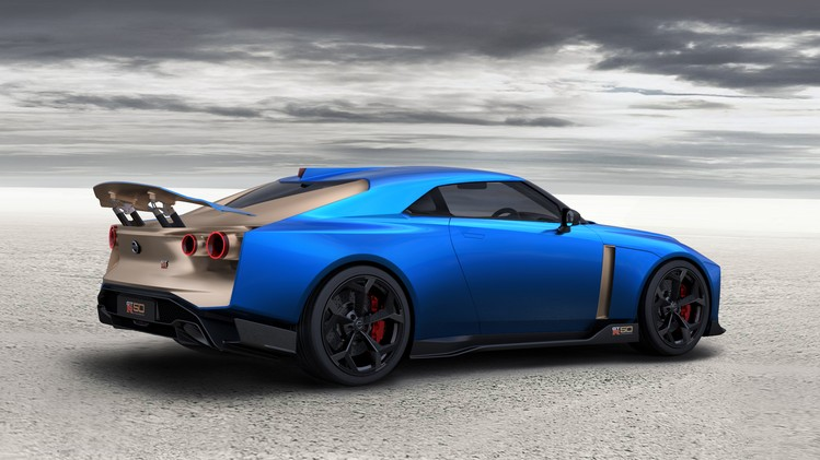 Nissan GT-R50 Production Version - Exterior Image 2-source