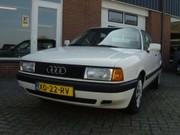 Audi 80 - 1.6 Stuurbekrachtiging, Trekhaak.