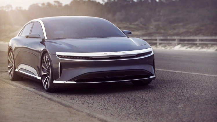 Lucid Motors Air 2