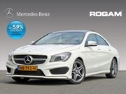 Mercedes-Benz CL-klasse - A Klasse CLA 180 Automaat/AMG pakket/Panodak