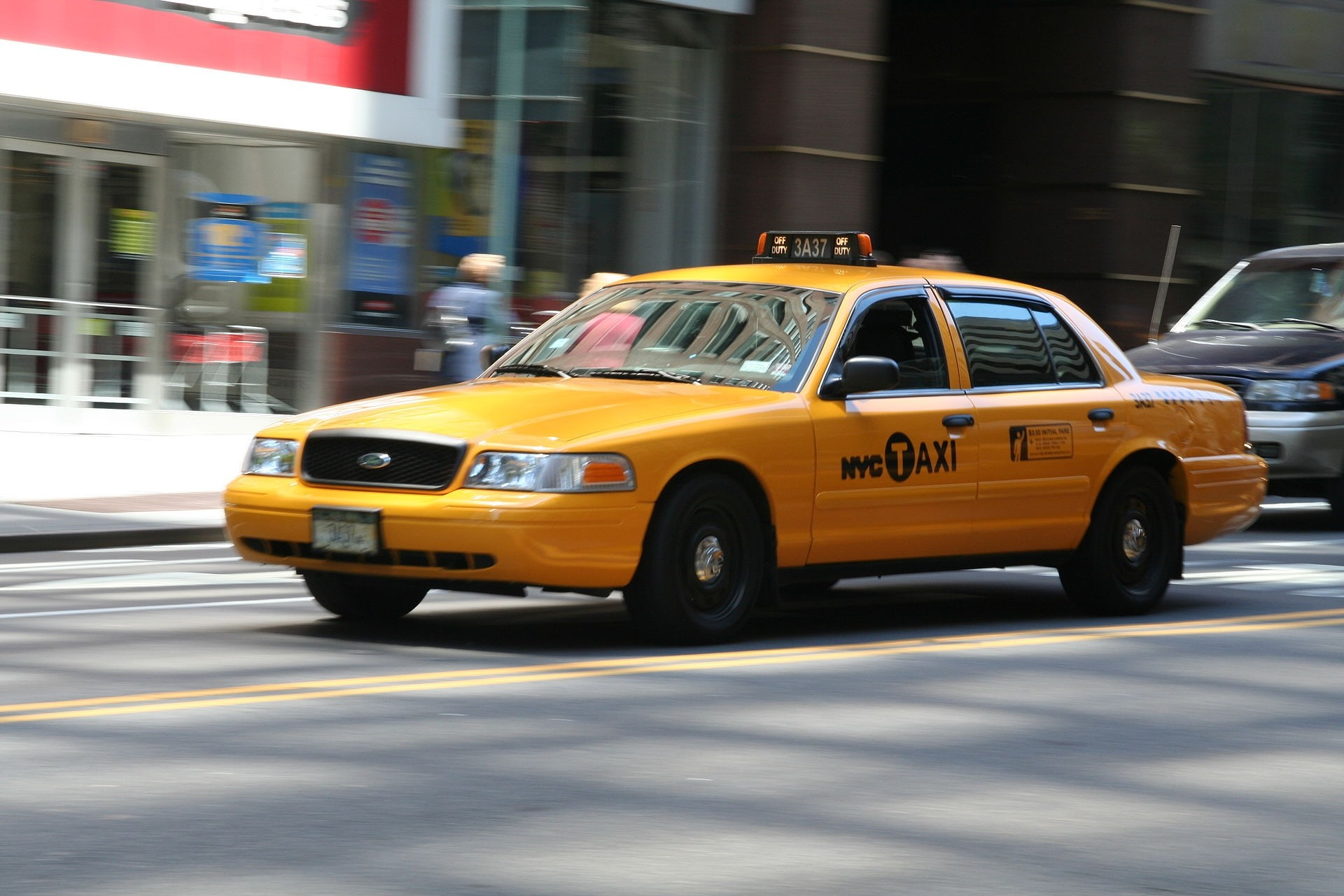 TAXI Ford Crown Victoria