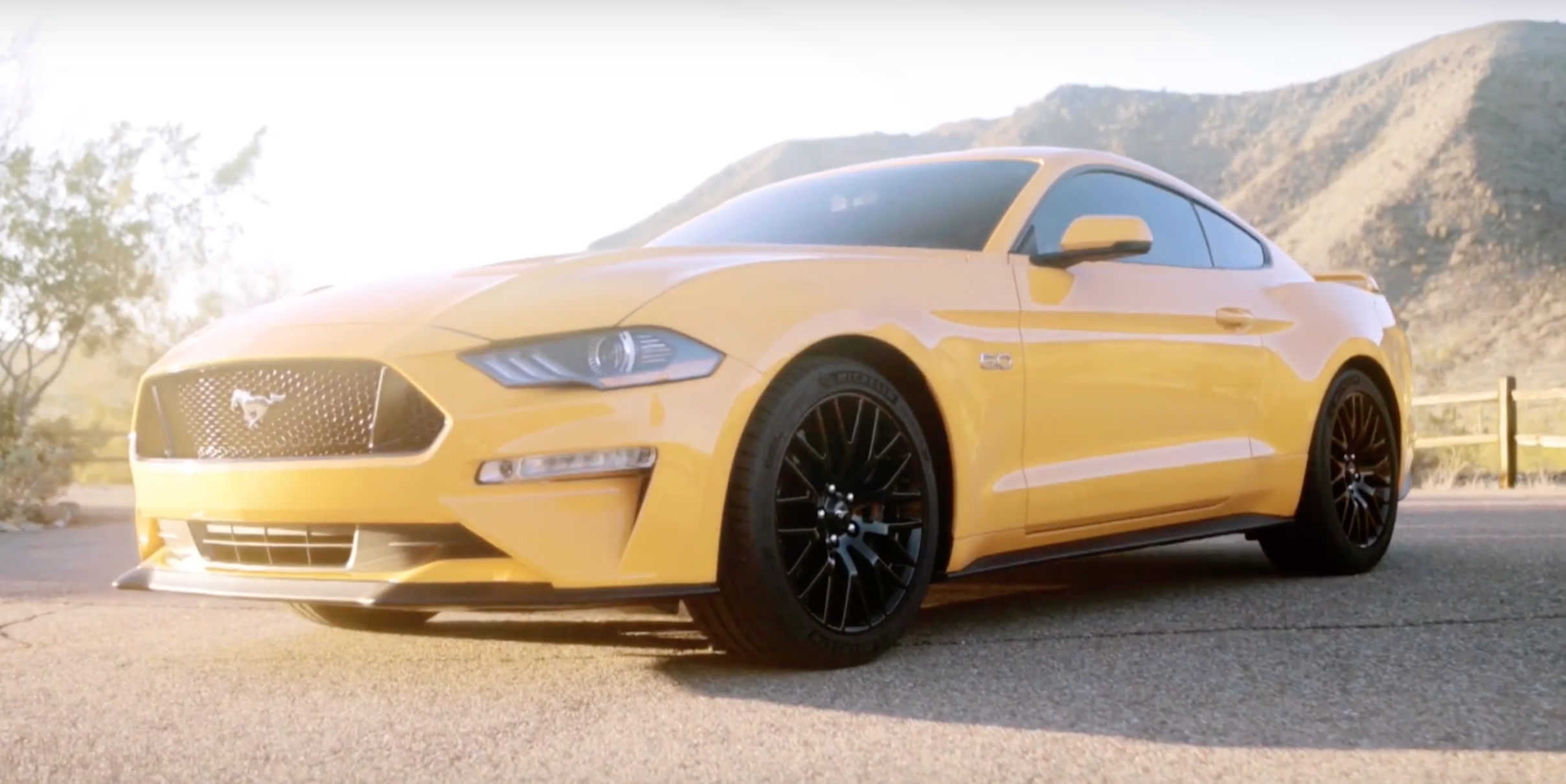 Ford Mustang 2018 - Autovisie.nl