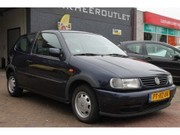 Volkswagen Polo - 1.6 Milestone, Stuurbekrachtiging, Sportstoelen, Leuke Auto
