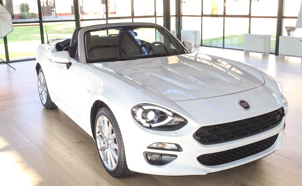 Eerste testnotities: Fiat 124 Spider