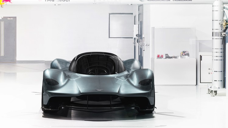 Aston Martin Red Bull AM-RB 001 - Autovisie.nl - 4